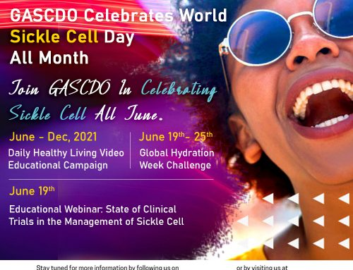 Its World Sicklecell Day week!!