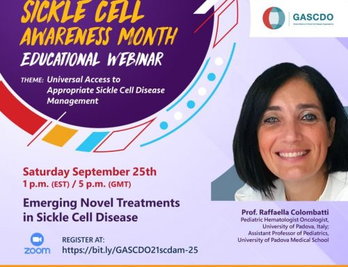 Emerging Novel Treatments in Sickle Cell Disease